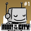 Robot in the City - Buy a Comic Book